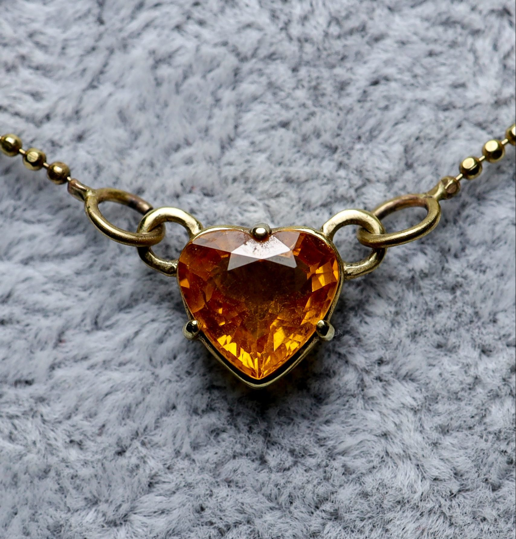 Colier From my Golden Heart